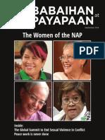 Kababaihan at Kapayapaan Issue No. 2