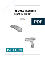 (Xli 818)Manual Niton