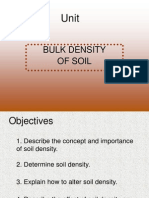 Psaab1 6 Bulk Density of Soil