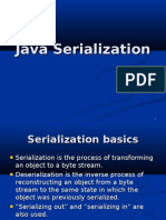 Chapter9 Serialization