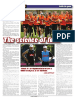 Inside Football - The Science of Form
