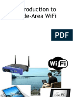 introduction to wifi general