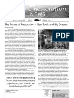 Mattole Restoration Newsletter #31 Winter-Spring 2009