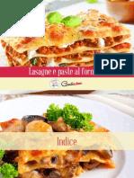 Lasagne e Paste Al Forno