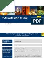 PLN dan Isak 16 Ed Revisi