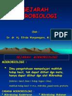 Sejarah Mikrobiologi-Unimal