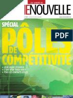 Spécial pôles de compétitivité