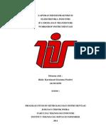 Laporan Resmi Praktikum Elektronika Industri