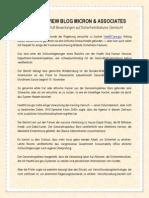 Health Review Blog Micron & Associates
