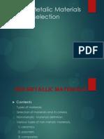 Non Metallic Materials Used for Machine Elements2