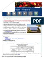 City of Anaheim - Solar Energy Incentives
