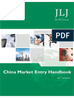 China Market Entry Handbook 2011