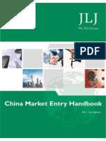 China Market Entry Handbook 2011