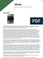 DN - Escolas de Coimbra 'vetam' avaliação
