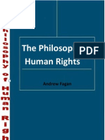 Human Rights--The Entry in 'the Internet Encyclopedia of Philosophy'