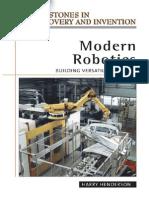 Modern Robotics Building Versatile Macines - Harry Henderson - Allbooksfree.tk