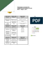 El programa detallado.xls