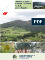 Fichas Agentes y Daños Forestales