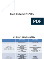 Kssr English Year 5