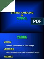 COBOL 400 UNIT 2_6 (String Handlings)