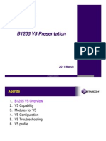 B1205 V5 Presentation