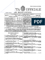 Istituzione provincia di Littoria
