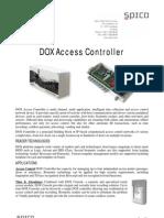 DOX Access Controller