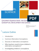 Students' Ideas of Science