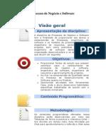 WA1 Processo de Negócio e Software.docx