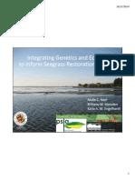 Marsden Neel Hudson 2014- Genetics of Vallisneria americana