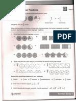 jump math fractions p  41 improper fractions