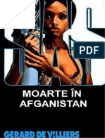 Villiers Gerard de - Moarte in Afganistan