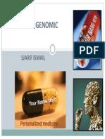 Farmakogenomik