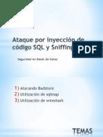 Ataque por inyección de código SQL y Sniffing.pdf