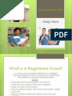 registered nurse rn