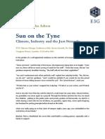 Speech by John Ashton October 2013 TUC