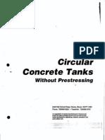 Circular Concrete Tanks