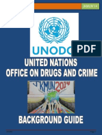 Background Guide UNODC JKMUN 2014