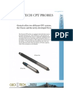 Geotech Cpt Probes
