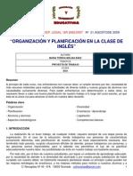 Planificación y organización en la clase de inglés.pdf