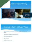 Goodwin's Music Video Theory