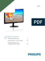 Bedienungsanleitung Monitor 244e5qhad_00_dfu_deu.pdf