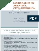 POLÍTICAS DE SALUD EN ARGENTINA.ppt