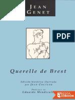Querelle de Brest - Jean Genet.pdf