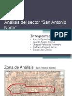 Análisis del sector SAN ANTONIO NORTE casi ultimo.pptx