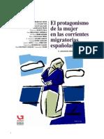 Protagonismo de la mujer en las corrientes migratorias españolas