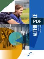 Catalogue Alternance 2014