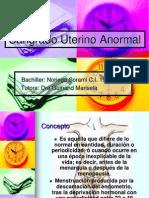 Sangrado Uterino Anormal.ppt
