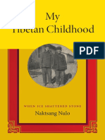 My Tibetan Childhood by Naktsang Nulo