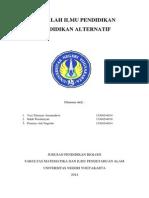 makalah pendidikan alternatif.docx